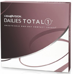 Dailies Total 1 (90 čoček)