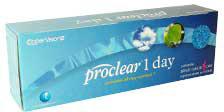 Proclear 1 day (30 čoček)
