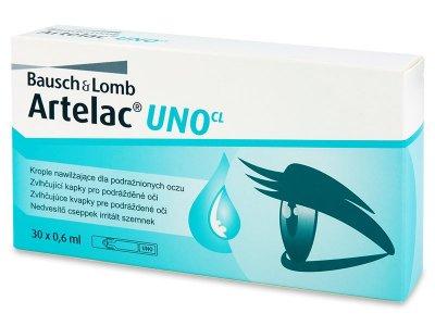Oční kapky Artelac UNO 30 x 0,6 ml