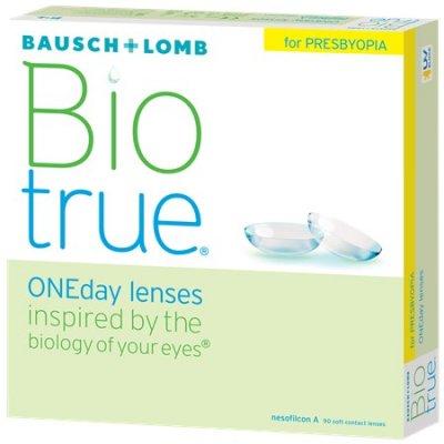 Biotrue ONEday for Presbyopia  (90 čoček)