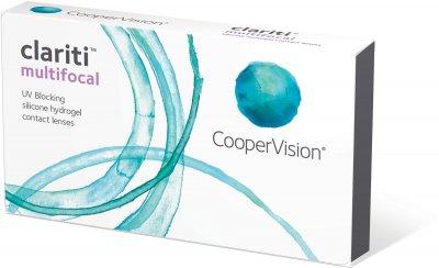 Clariti Multifocal (6 čoček)
