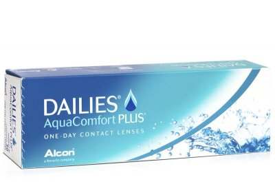 Dailies AquaComfort Plus (30 čoček)