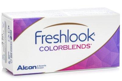 FreshLook ColorBlends (2 čočky) – nedioptrické