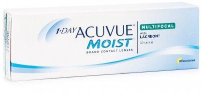 1-DAY Acuvue Moist Multifocal (30 čoček)