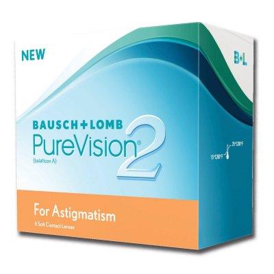 PureVision 2 HD for Astigmatism (6 čoček)