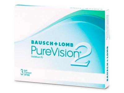 PureVision 2 HD (3 čočky)