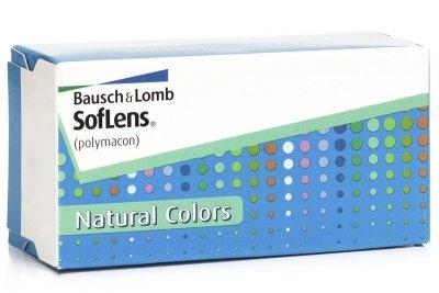 SofLens Natural Colors (2 čočky) - nedioptrické