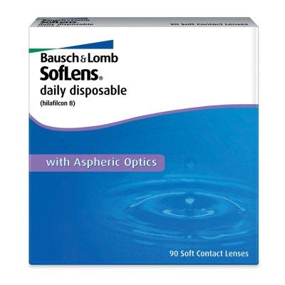 SofLens Daily Disposable (90 čoček)