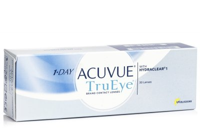 1 Day Acuvue TruEye (30 čoček)